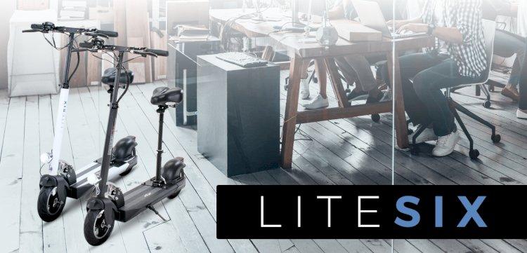 eFlux Lite Six, elektrokoloběžka z Německa, na kterou se můžete vždy spolehnout.